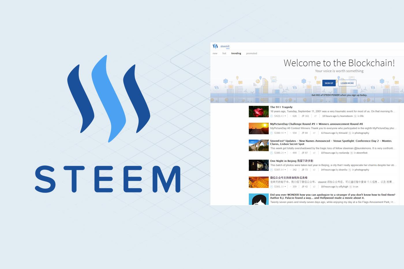 Steem Review