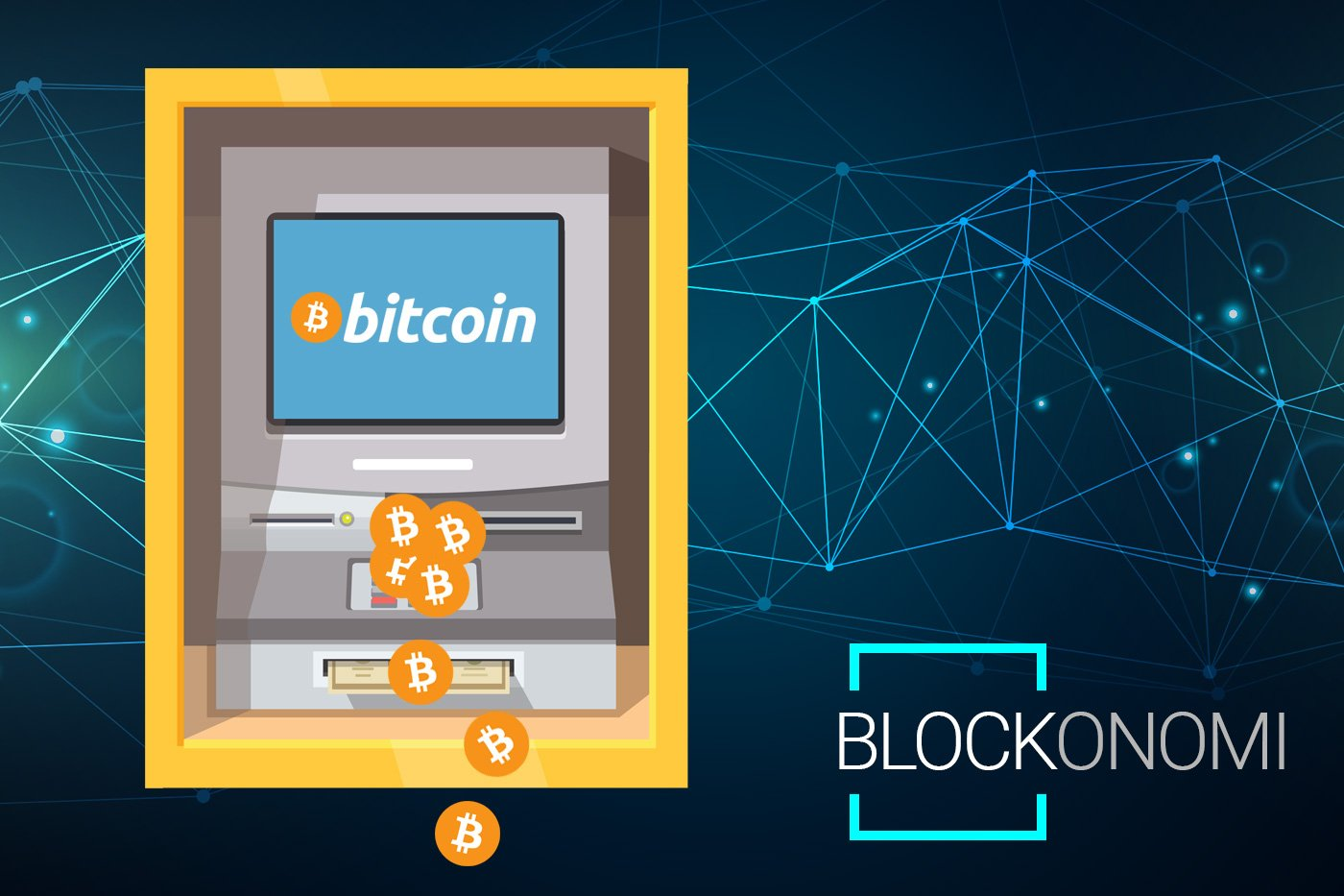 Guide to bitcoin atms a brief primer on buying btc on the go bitcoin atm ccuart Choice Image