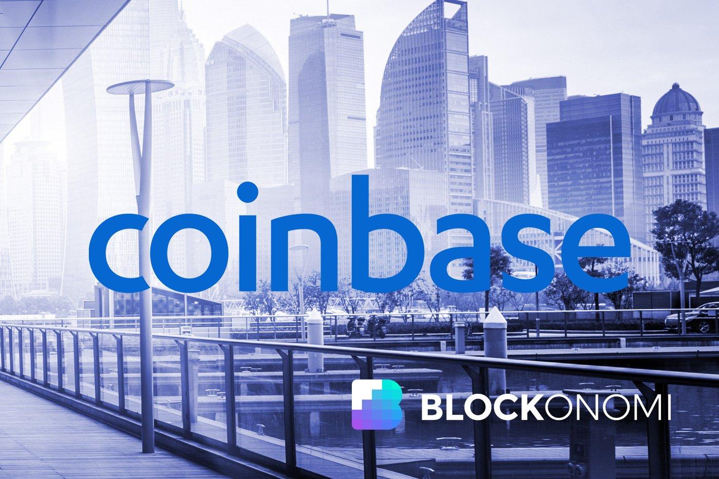 Coinbase Security Token Trading