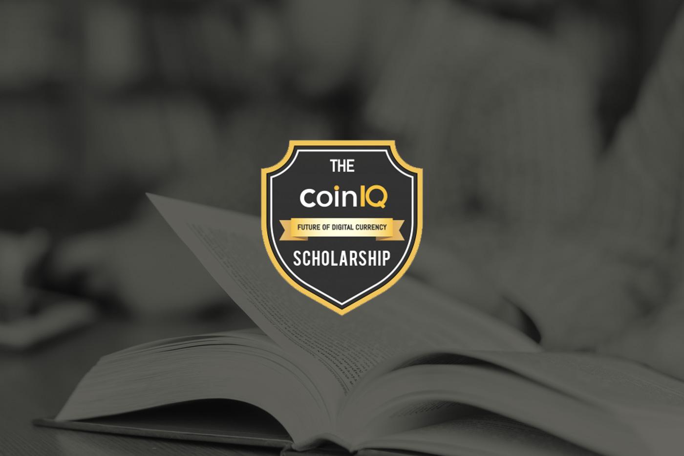 CoinIQ Scholarship