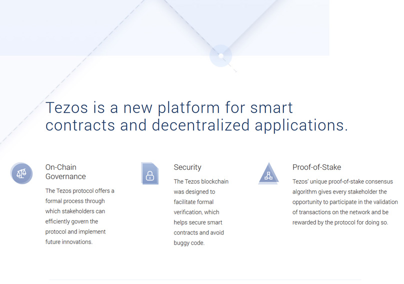 Tezos Platform