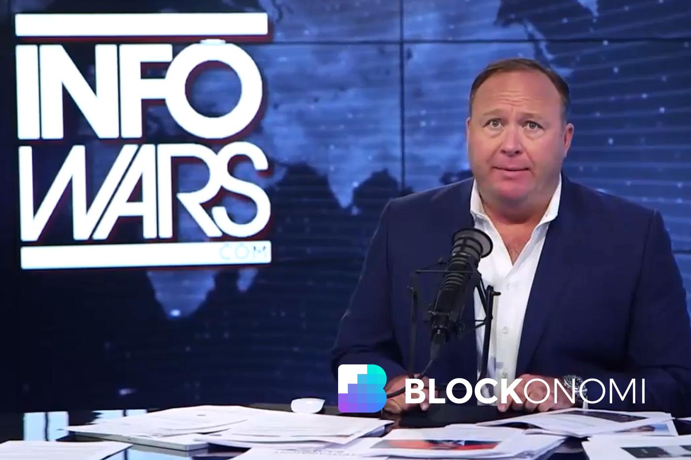 Alex Jones Info Wars