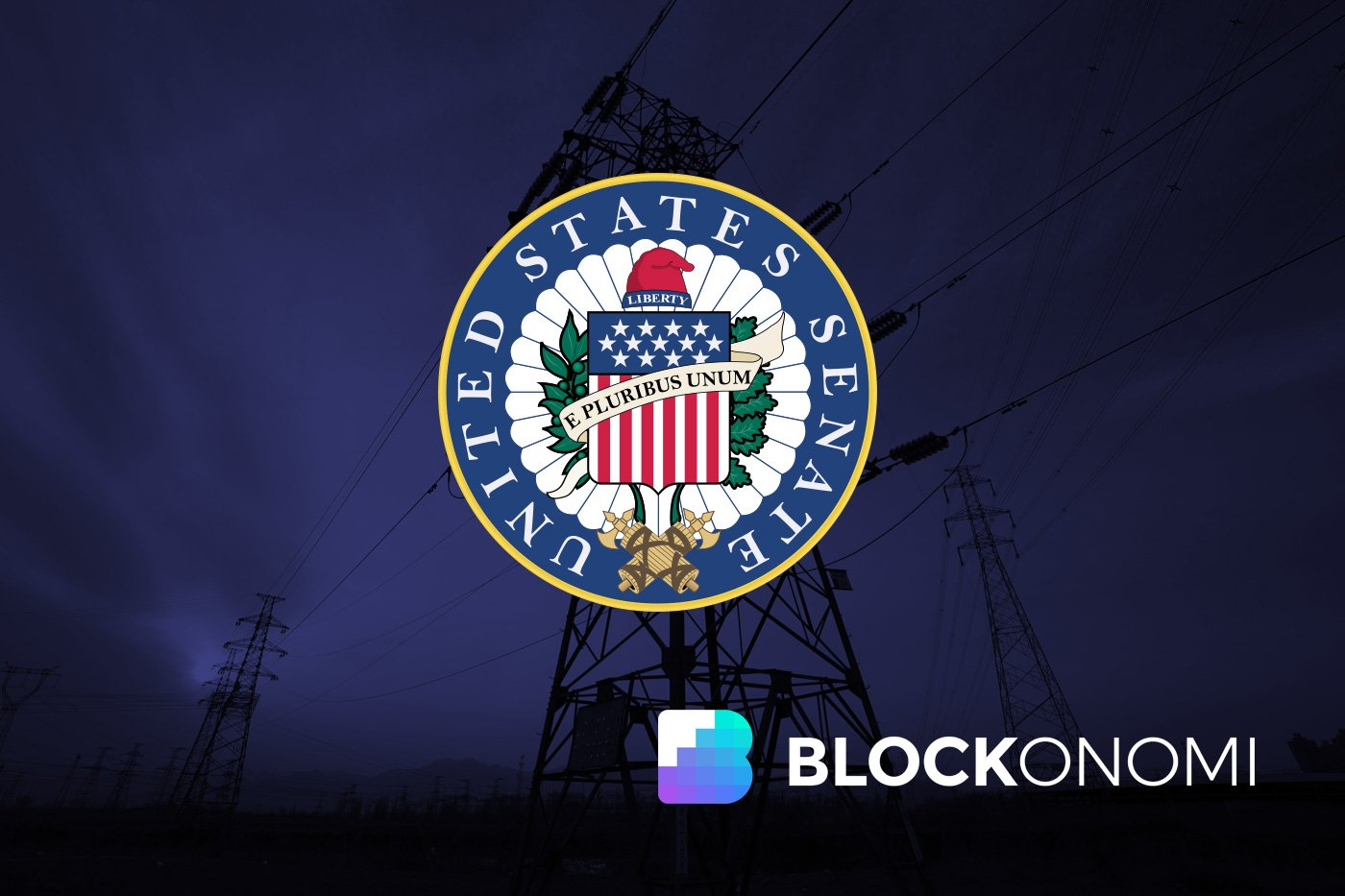 US Senate Blockchain Power