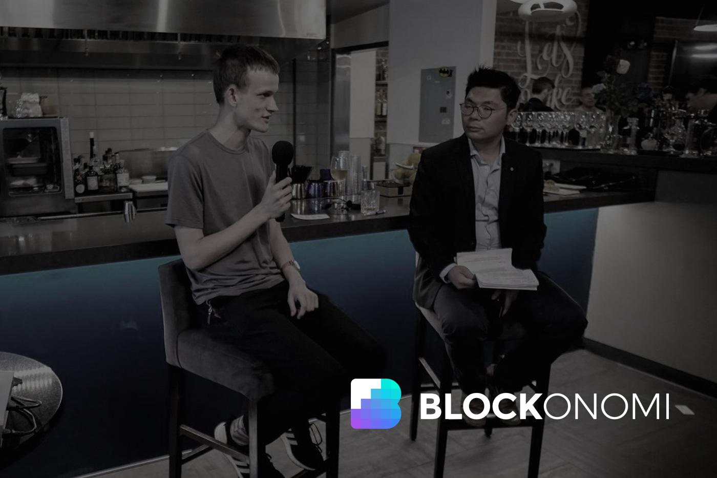 Vitalik Future of Blockchain