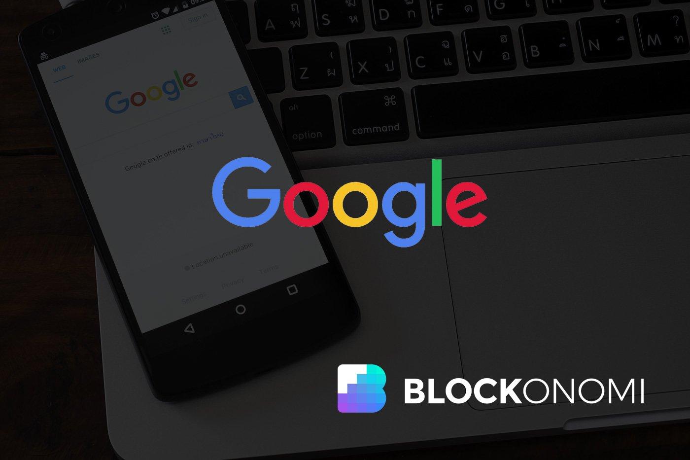 Google Crypto Ban Lifting
