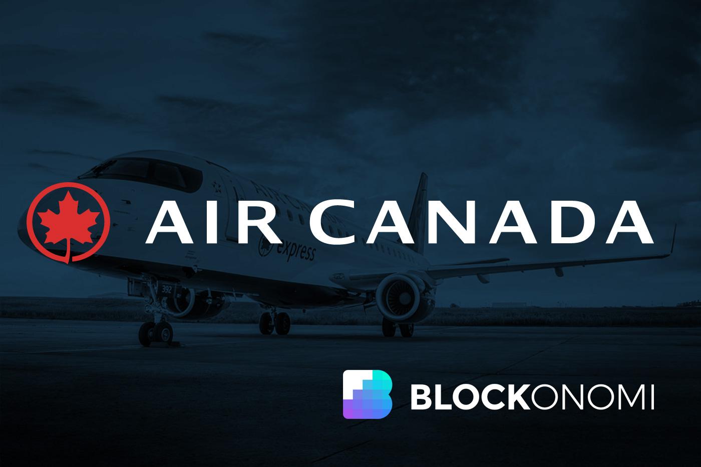 Air Canada Blockchain
