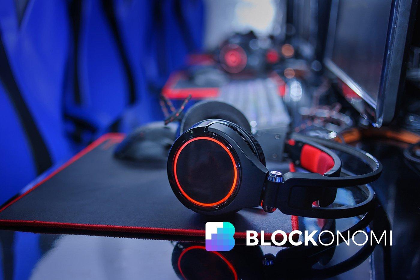 Gaming Blockchain Mainstream