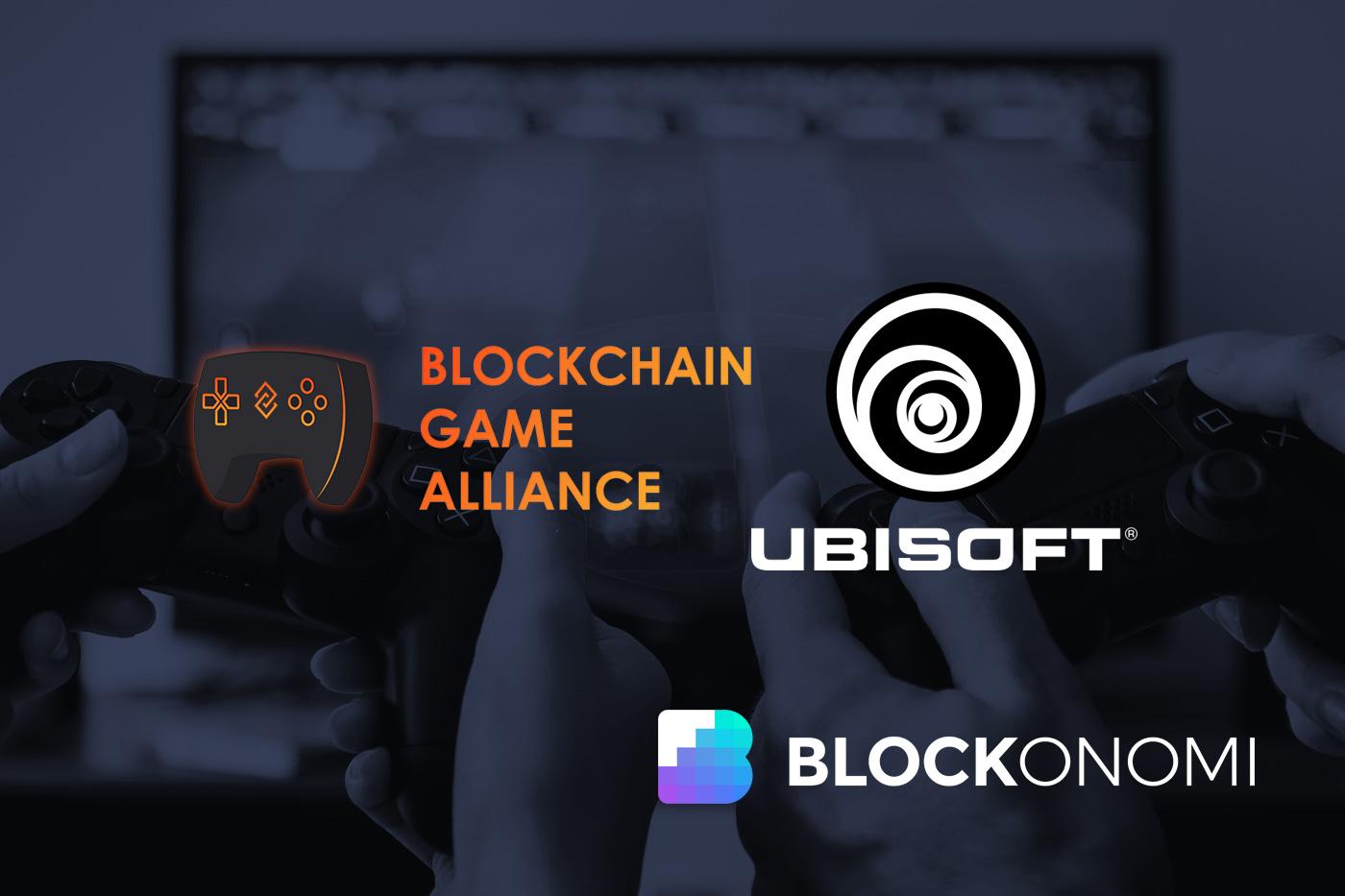 Ubisoft Blockchain Game Alliance