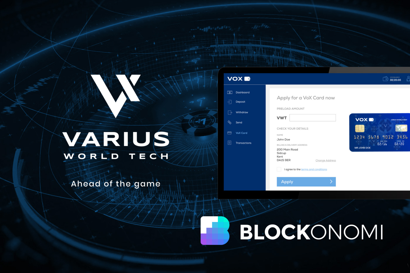Varius World Tech