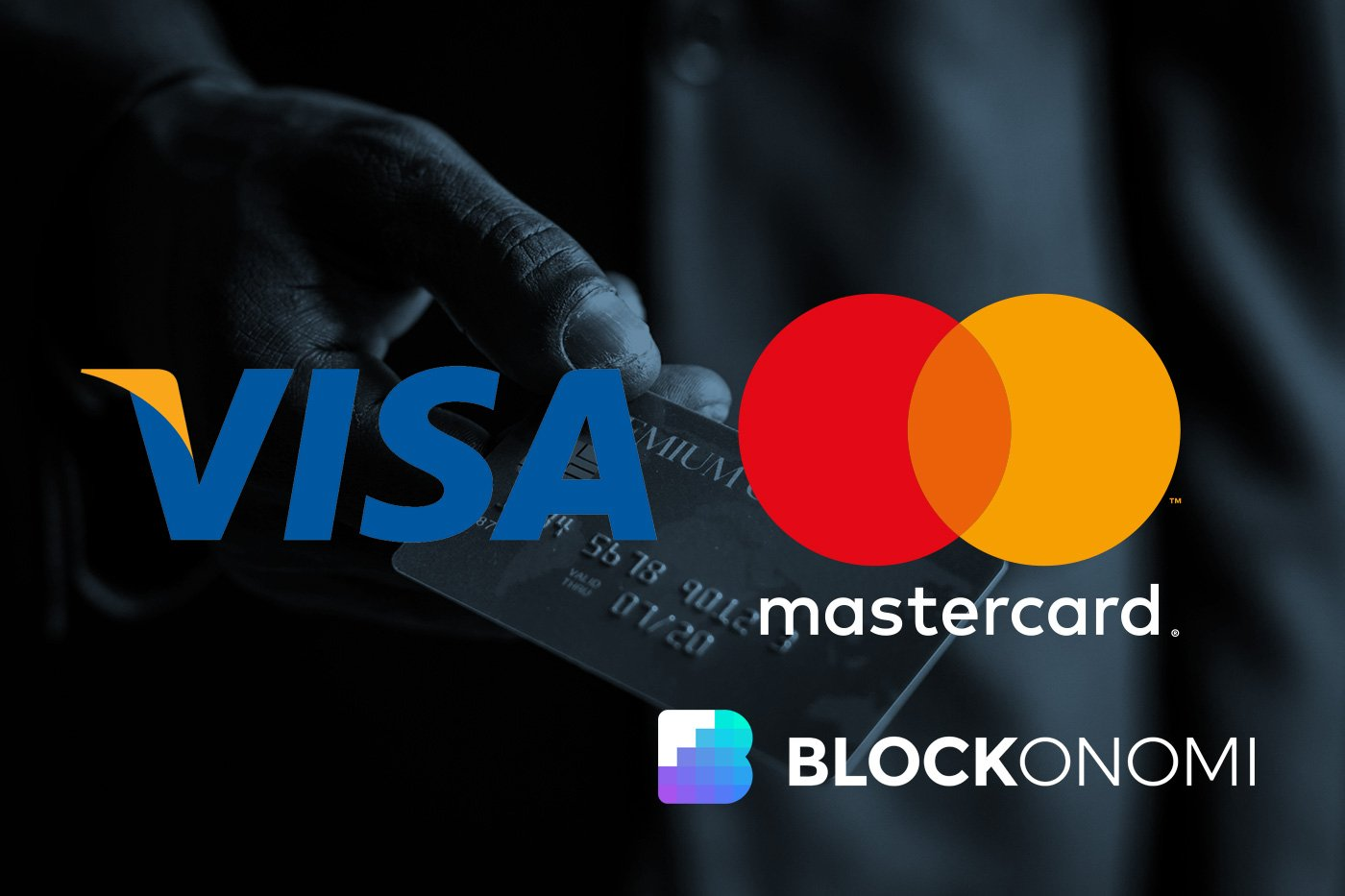 VISA Mastercard Crypto