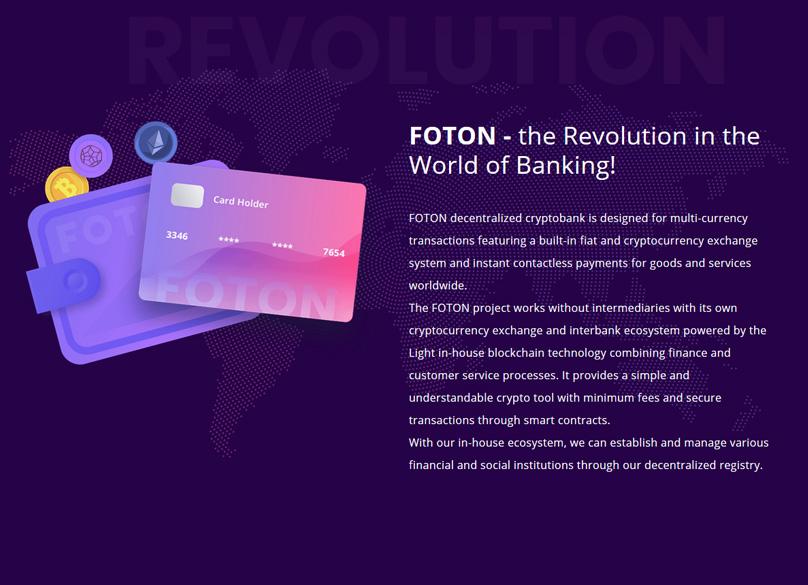 About FotonBank