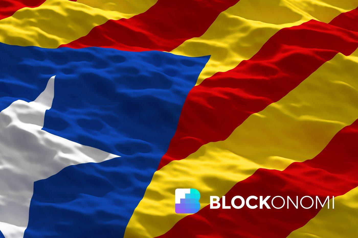 Catalan Blockchain Voting