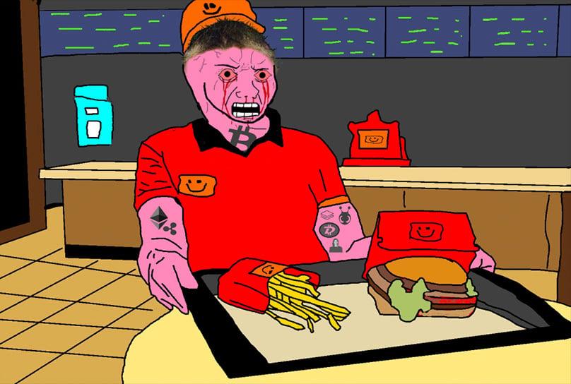 Crypto McDonalds