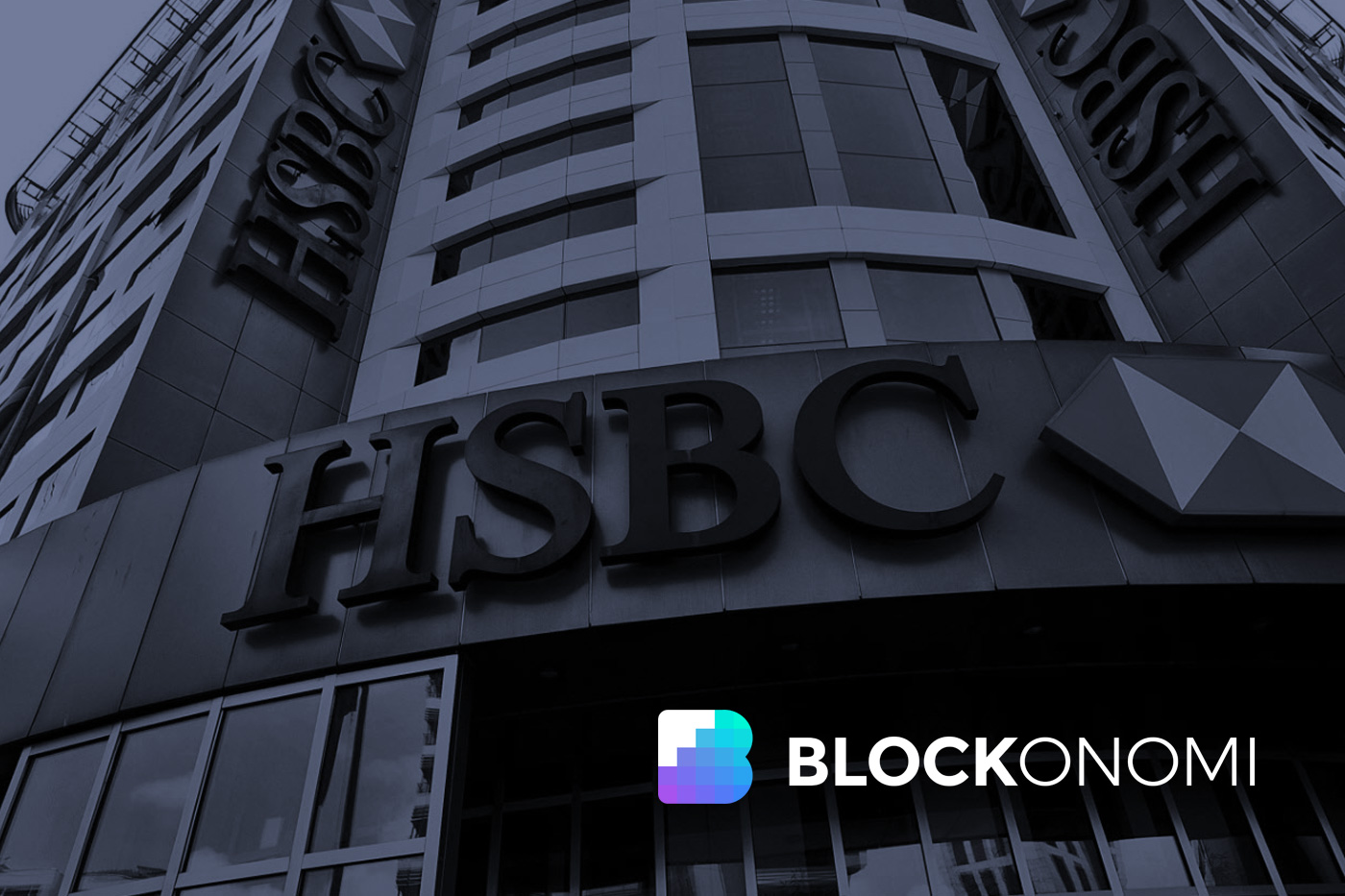 HSBC India Blockchain