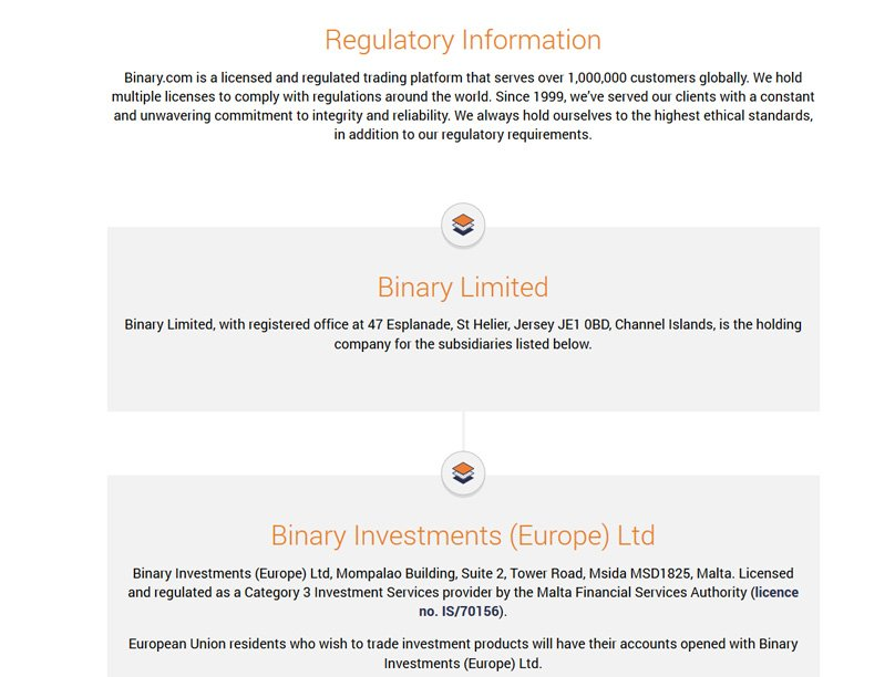 Licenses & Regulations