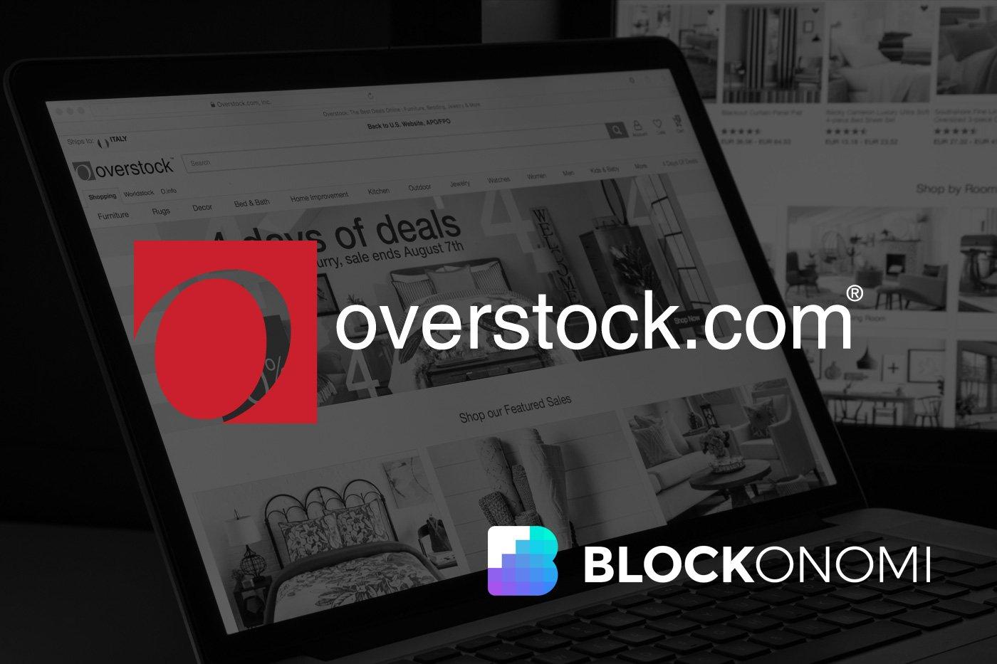Overstock Blockchain