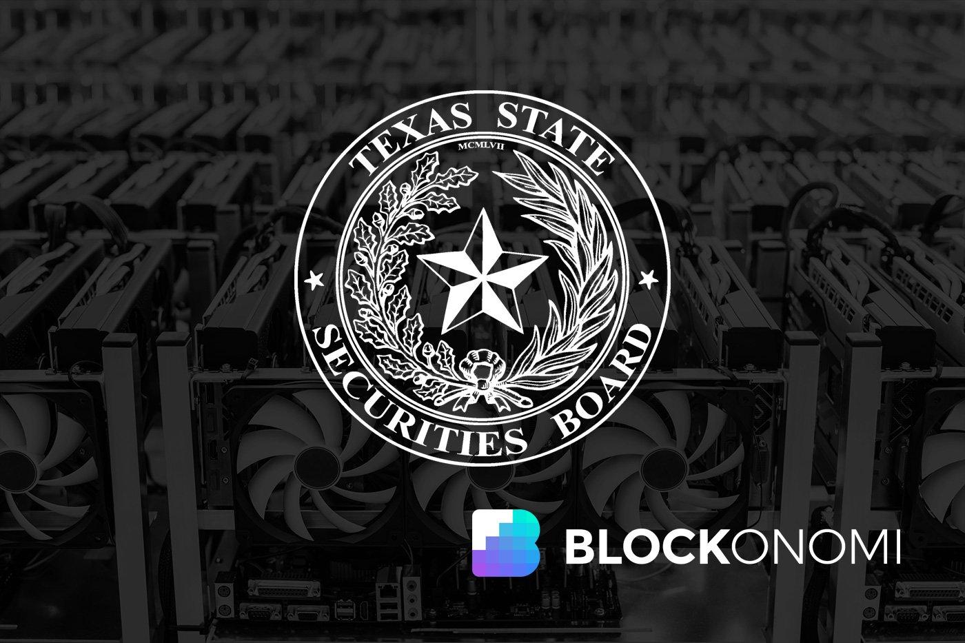 Texas State Cease-Desist