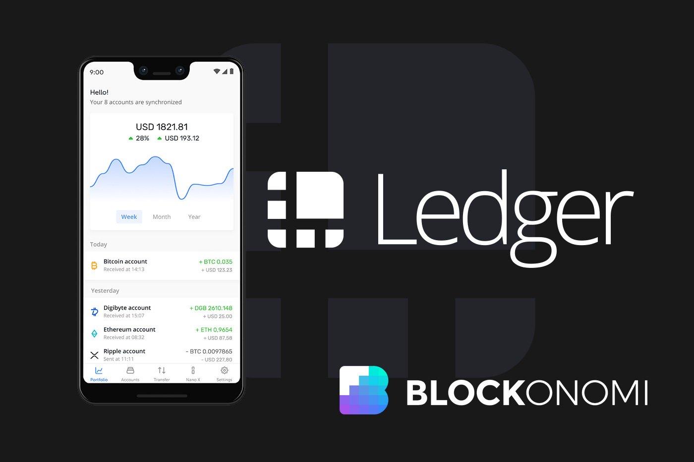 Ledger Live Mobile App