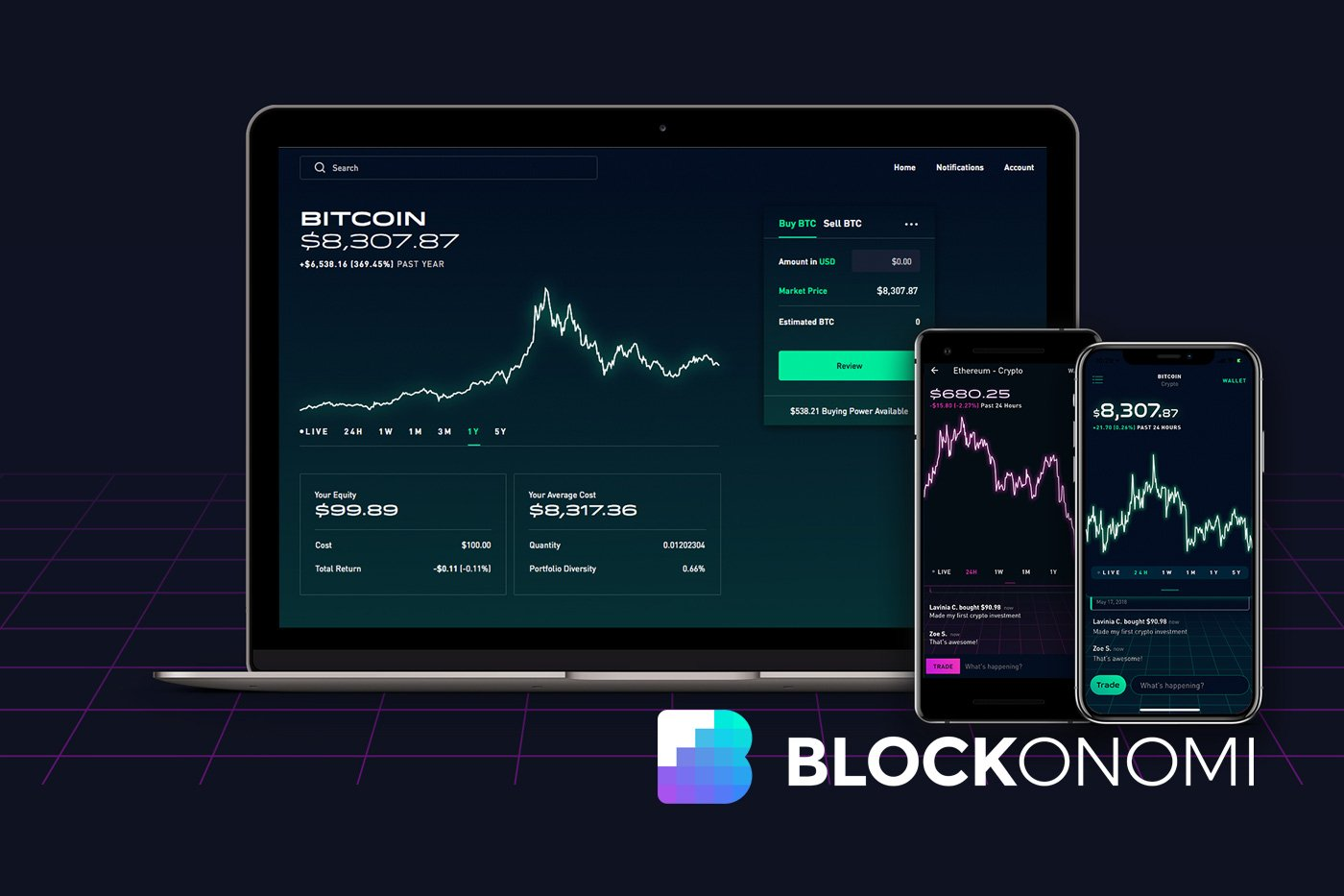 Crypto Trading App Robinhood Is Coming to the UK