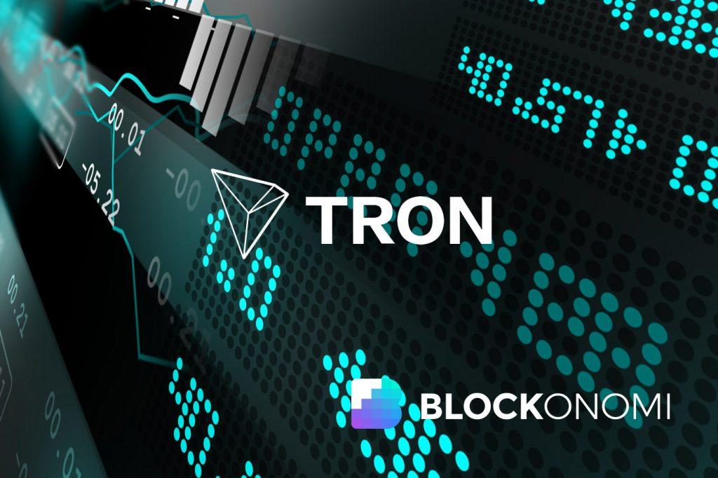 Tron TRX Price
