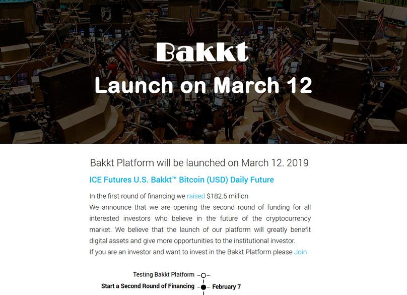 Fake Bakkt Website