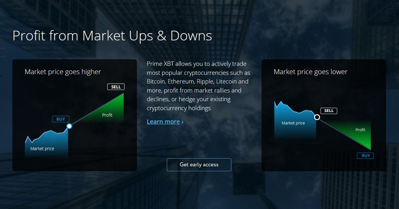 Proft from Market Ups & Downs