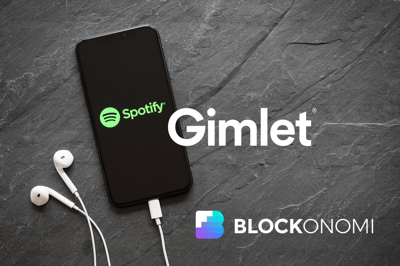 Spotify Gimlet Media