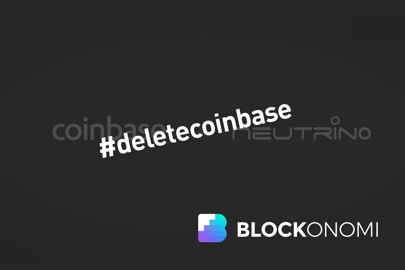 Delete Coinbase Movement: Firm's Analytics Partners Sold Data, Reveals Crypto Exec