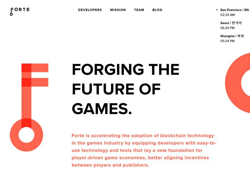 Forte Website