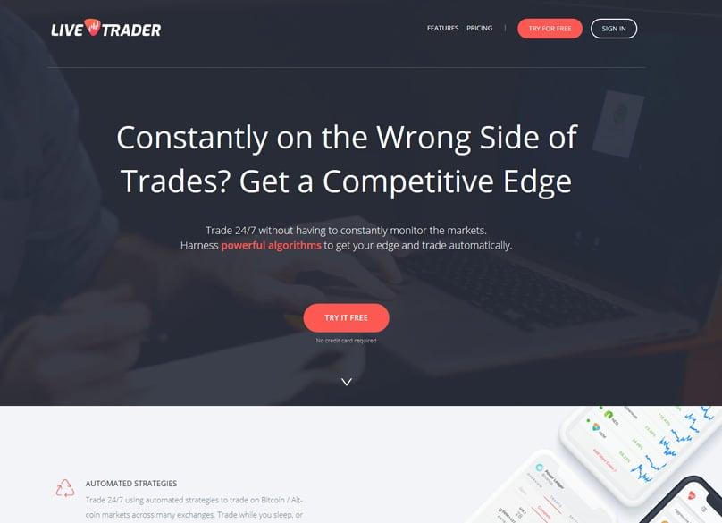 Live Trader