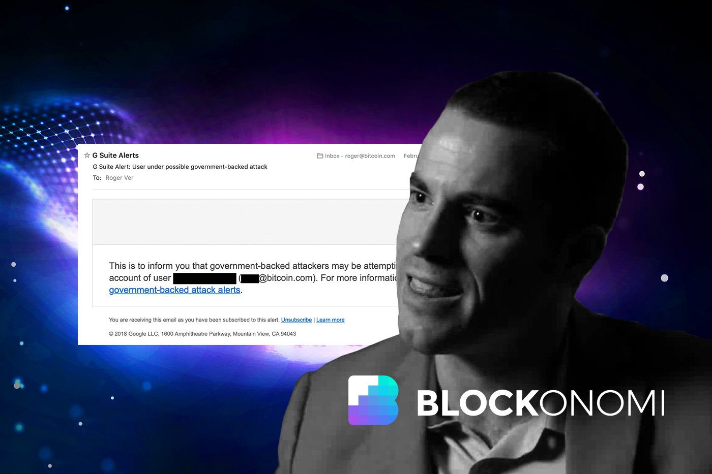 Roger Ver Bitcoin.com Attack