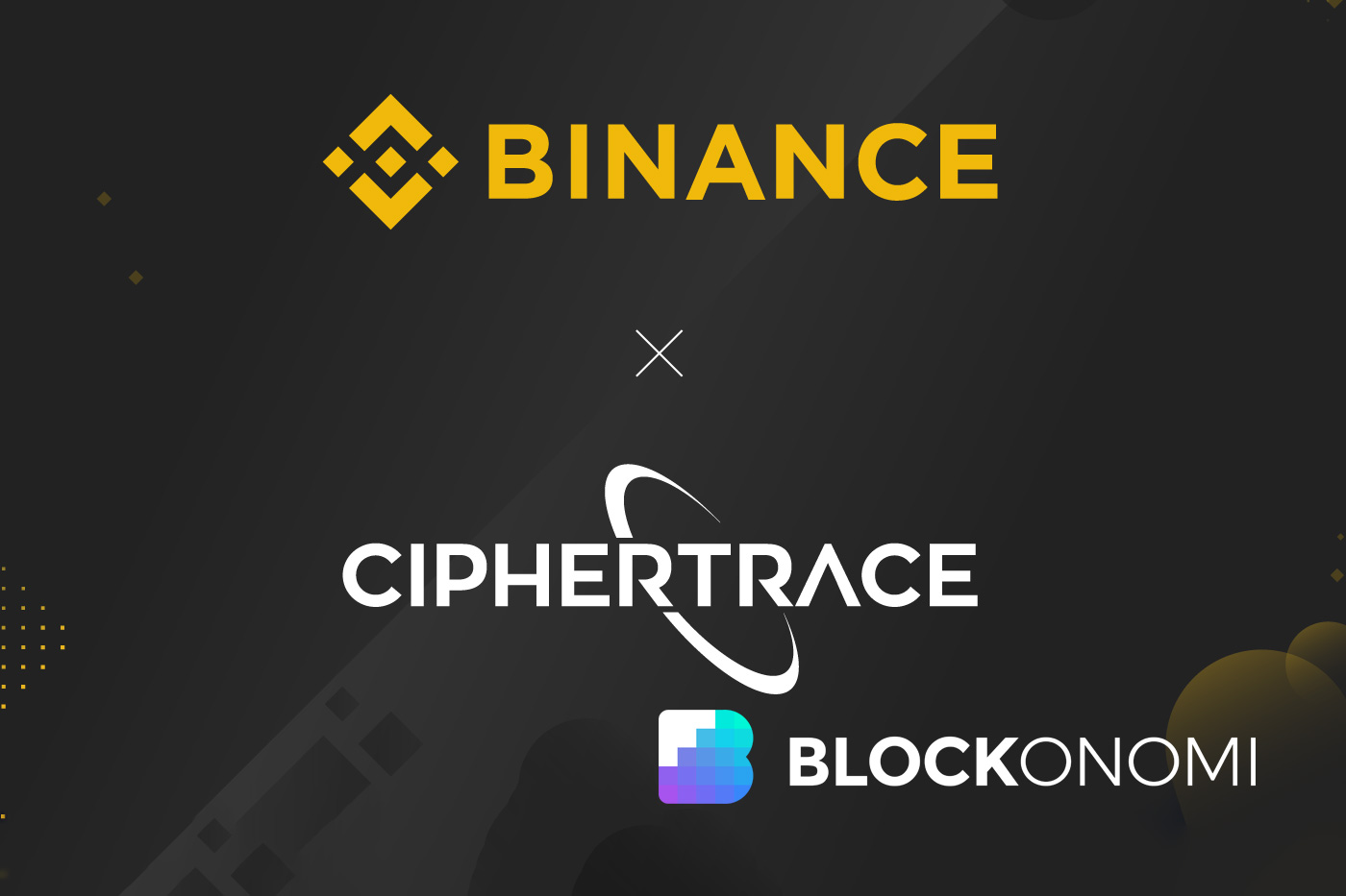 Binance Teams with CipherTrace to Double Down on AML Protections