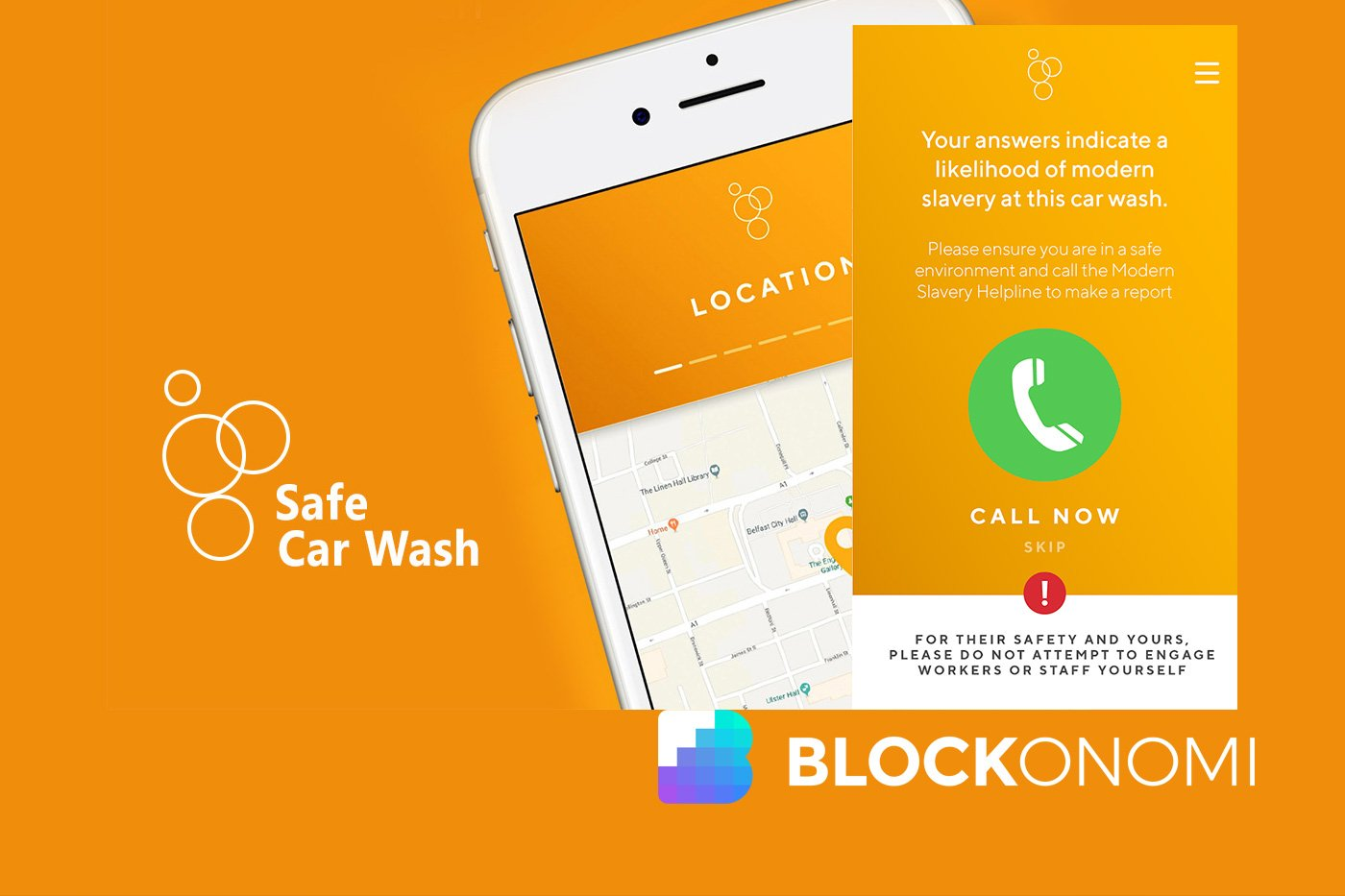 Safe Car Wash App