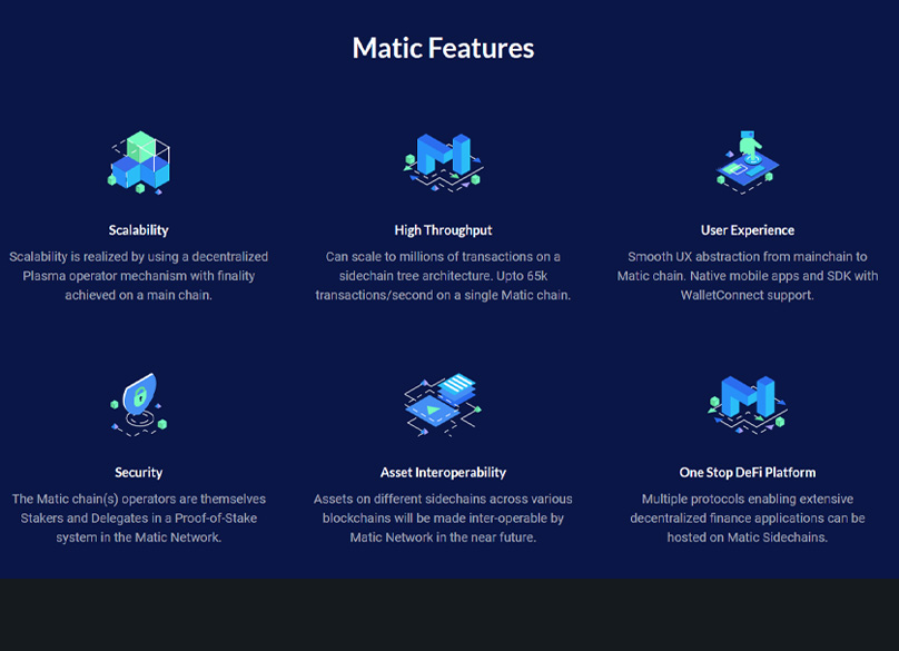 What is Matic – DearGuide Crypto