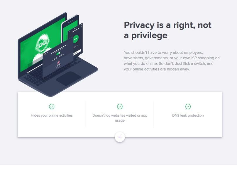 Avast VPN Privacy