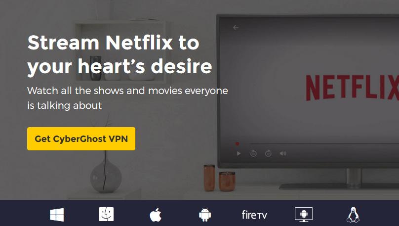 Streaming Netflix