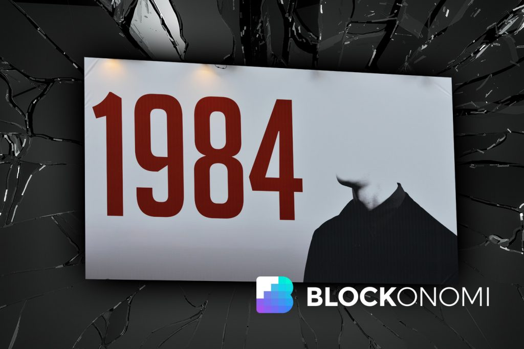 Black Mirror: 1984-Like Authoritarian Blockchains are a Real Thing