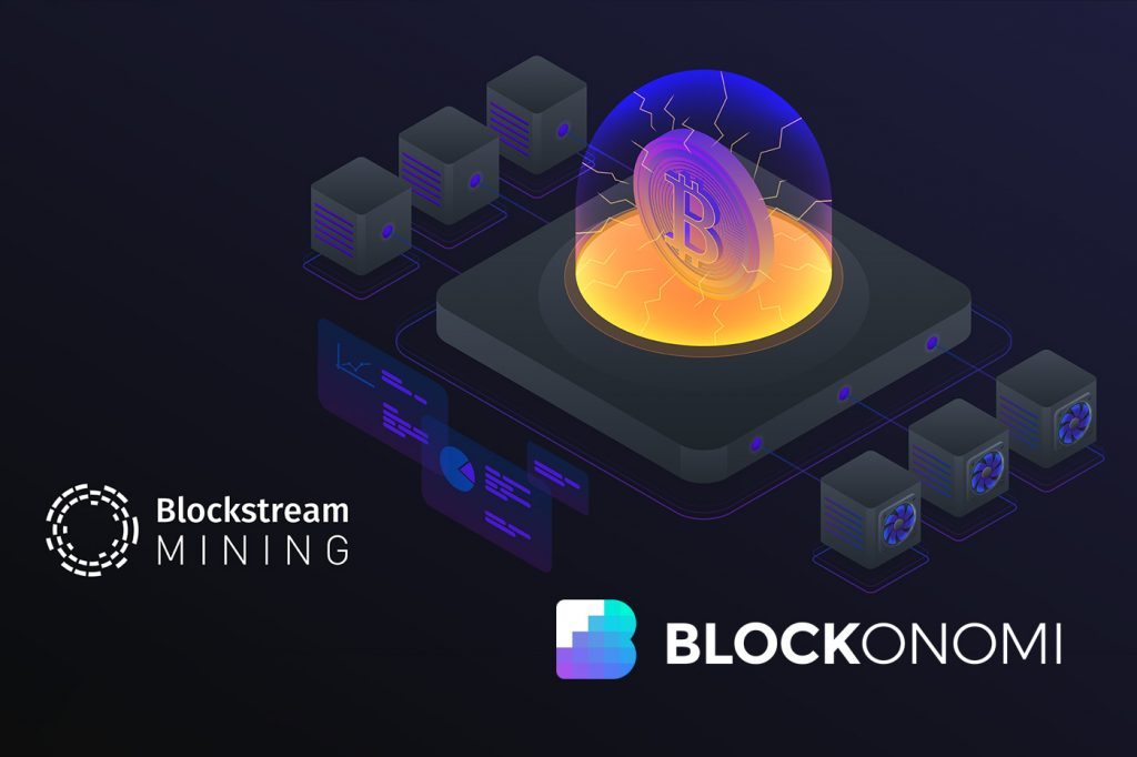 Blockstream Unveils Bitcoin Mining Center as Hash Rate Surges