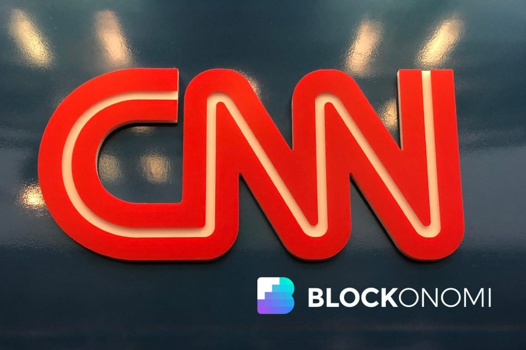 "CNN Goes ""Crypto Crazy"": Hosts First Bitcoin Proponent in Week-Long Series"
