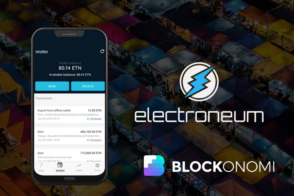Founding Father of Blockchain Praises Electroneum: Compares it's Security With That of Bitcoin's