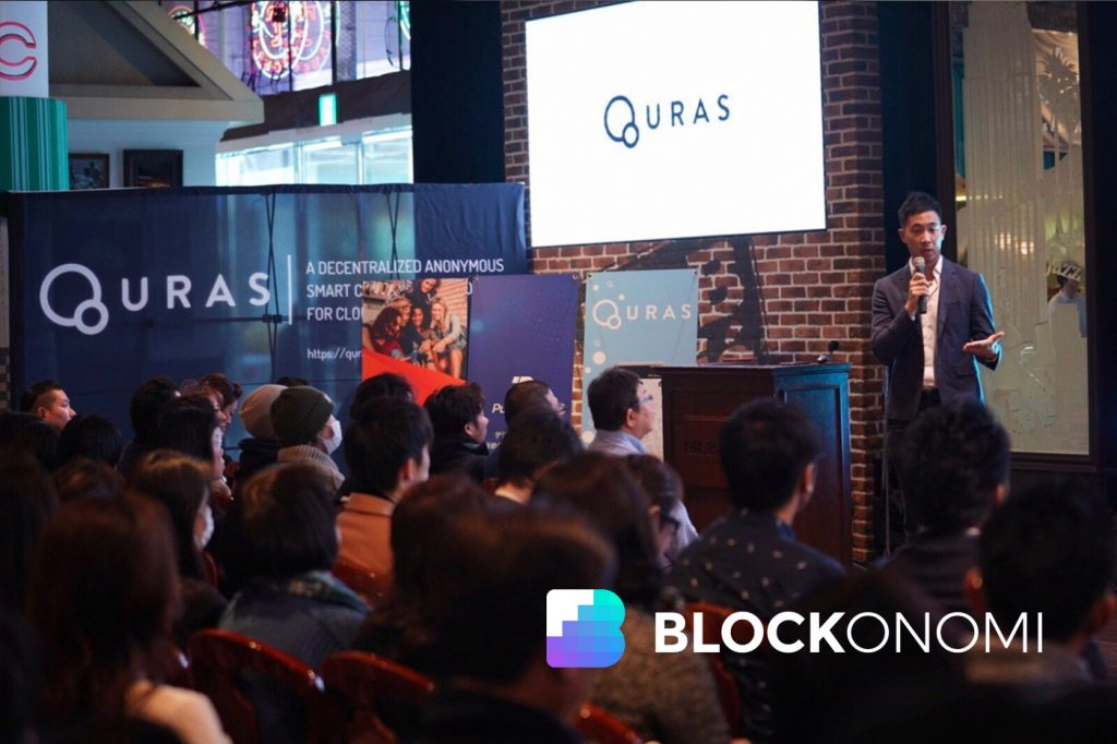 Quras at the Forefront of Blockchain in Japan