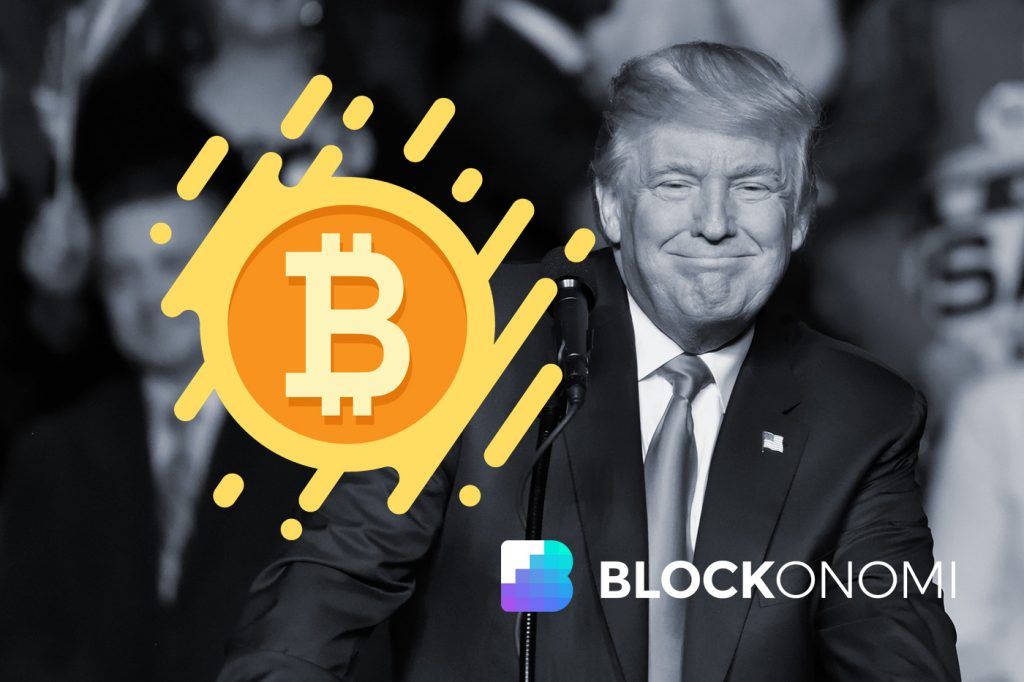 Bitcoin Bulls Roar as Donald Trump Calls for Negative Rates
