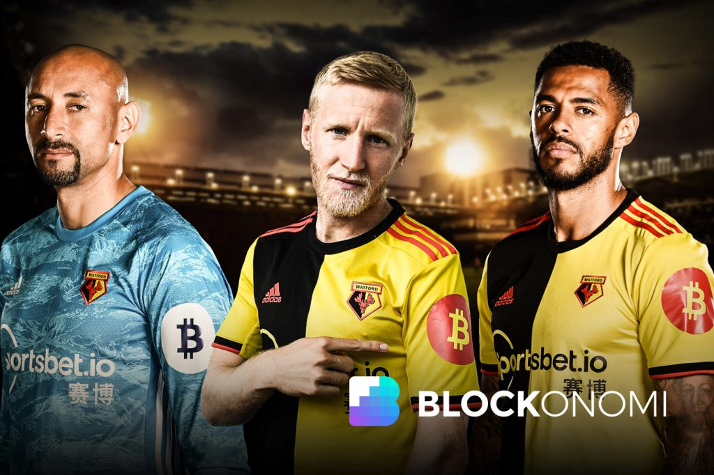 Premier League: Bitcoin Logo to Appear on Watford Football Club Jersey