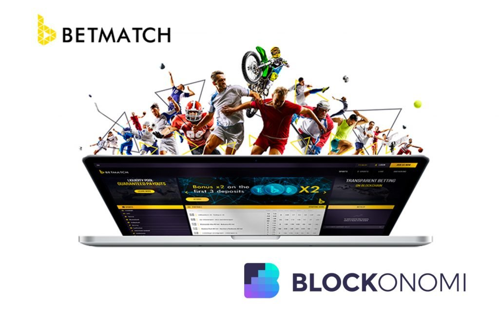 BetMatch: Transparent Betting on Blockchain