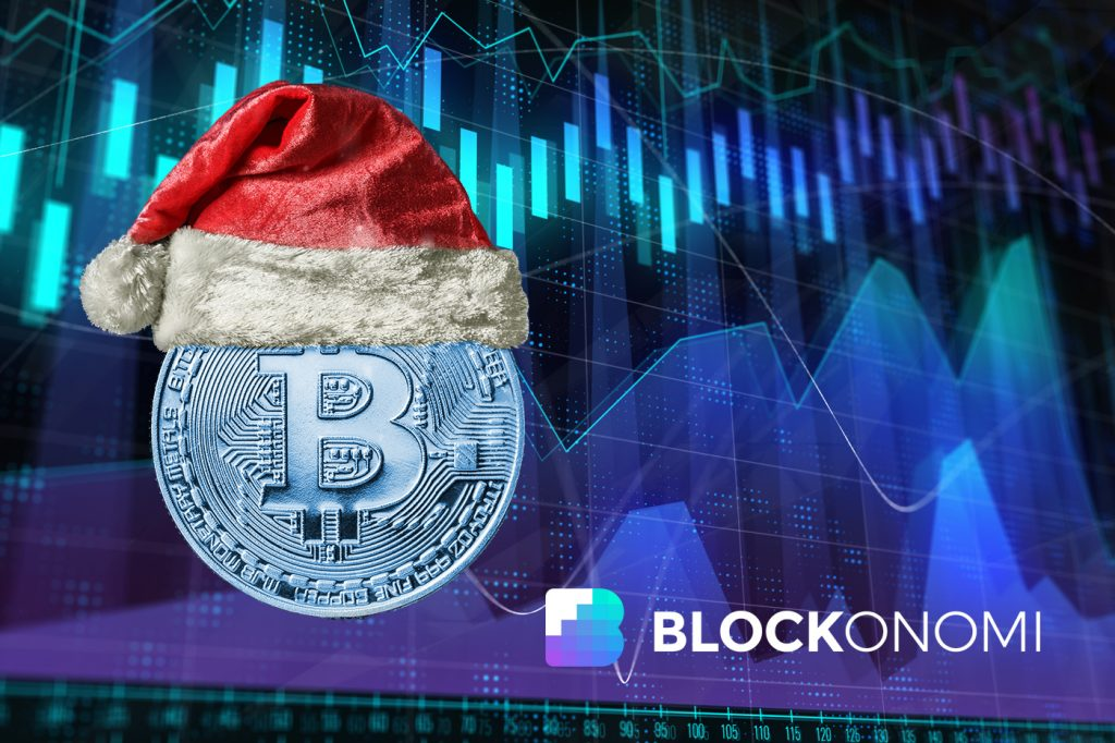 Merry Christmas: Bitcoin Jumps 7% to $7,600 as Festive Rally Sets In