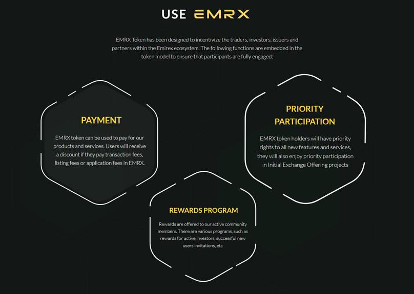 EMRX Token