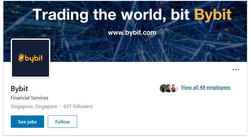 Bybit Team Outline