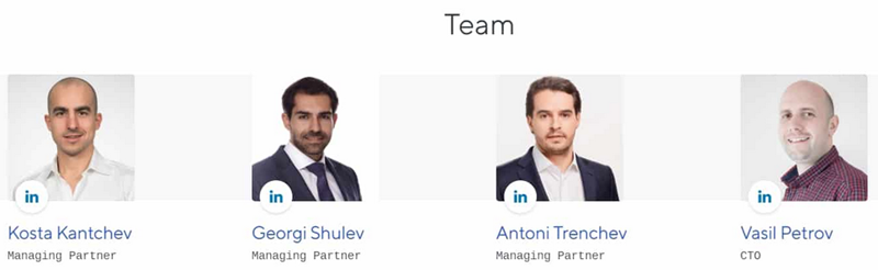Nexo Executive Team