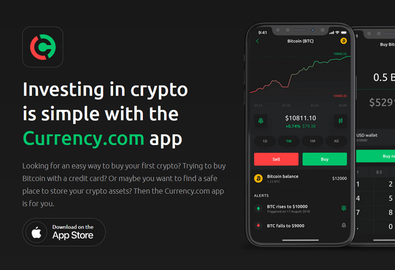 Buy Bitcoin on the go with the Mobile App