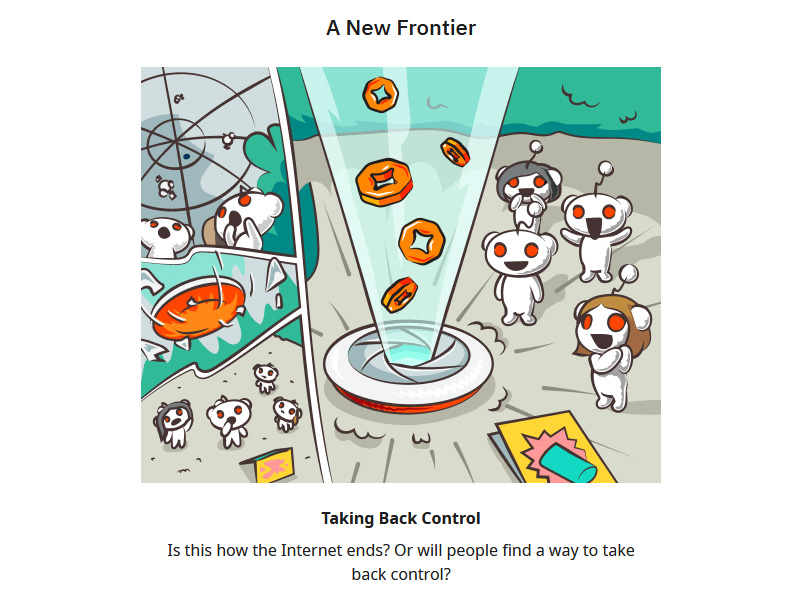 A New Frontier
